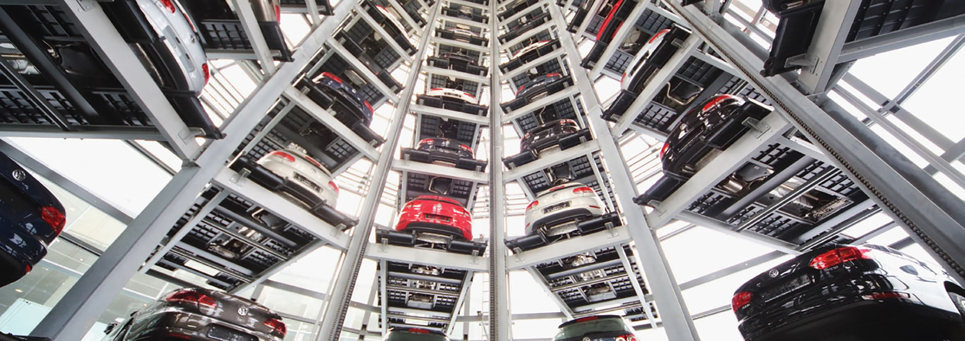 ONE-BKC-One-of-a-kind-Automated-Car-Parking-system